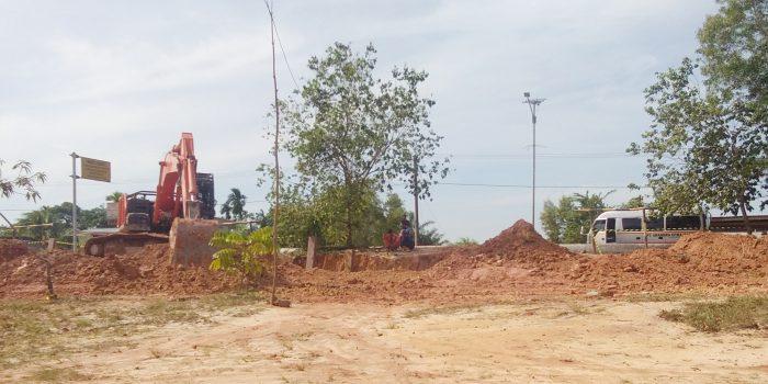 Tanah Warga, Blok Rokan